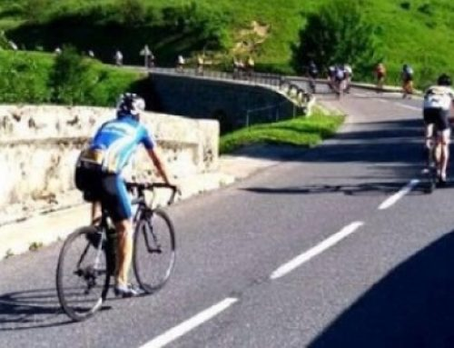 Paul's cycling challenge