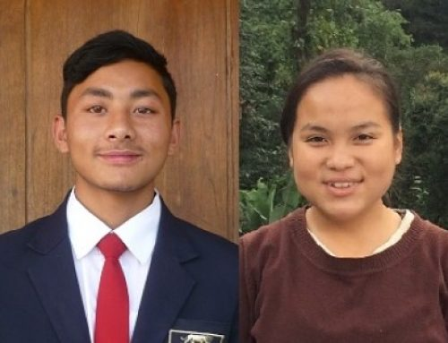 Rekchan and Miksim pass Year 10 exams