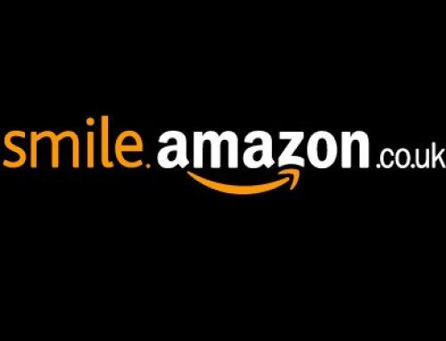 Supporting us through Amazon Smile